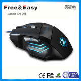 Новое 7D Ergonomic Gaming Mouse с Fire Button