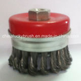 StahlWire/Brass Wire Wheel Brush für Grinding (YY-335)