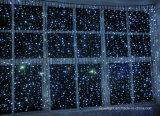 Decoración exterior / interior de Navidad LED cadena de luz colorida