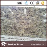 New Polished Venetian Gold/Ouro Brasile Granite Countertop per Kitchen