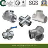 304 316 Steel di acciaio inossidabile Pipe Fitting (Elbow e Tee)