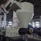 Sj160 choisissent l'extrusion de vis pour des éclailles de film de PE de pp réutilisant la machine de pelletisation