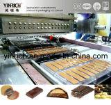 شوكولاطة قذف صانعة أحد شوكولاطة يرسّب خطّ شوكولاطة آلة شوكولاطة [برودوكأيشن لين] شوكولاطة يجعل آلة ([قج150])