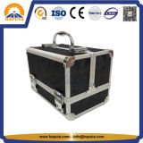 Трудный алюминиевый случай красотки с подносами (HB-3165)