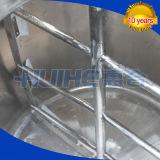 Tanque de mistura da pasta (100-10000L) com agitador