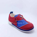 2016 Schoenen Van uitstekende kwaliteit van de Kinderen van de Schoenen van de Jonge geitjes van de Schoenen van de Schoenen van de Baby van Pu de Toevallige