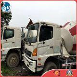 Rostfreier verwendeter Kleber-Betonmischer-LKW von Japan (6*4 Hino 500)