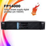 2 AudioFp14000 Endverstärker des Kanal-M