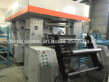 High Speed Computer Control 8 Color Rotogravure Printing Press