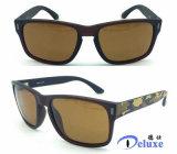 Gafas de sol plásticas de la manera del nuevo diseñador de la marca de fábrica para las mujeres (DP1150TL)