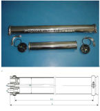Recipiente de presión de acero inoxidable para unidades RO 4040