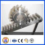 Подгонянные высоким качеством шестерни механизма реечной передачи