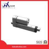 O micro movimento elétrico de alta velocidade 12V da precisão do atuador linear para o indicador abre