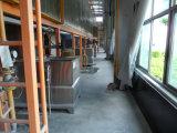 Línea de capa electrostática del polvo para el elevador