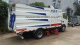 Vegende Vrachtwagen van de Weg van de Veger 100HP van de Straat van de Verkoop van Dongfeng 4X2 de Hete