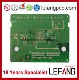 1.6mm 4layers mehrschichtige OSP Fr4 Kommunikations-Leiterplatte gedruckte Schaltkarte