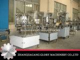 chaîne de production carbonatée par bouteille de machine de remplissage de l'eau de boissons de l'animal familier 1500bph