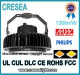 Super Heldere 130lm/W 5 Jaar de Hoge Baai van het UFO van Philips van de Garantie IP65 150W 100W 200W
