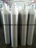 Cilindros de gas de aluminio para el CO2/el oxígeno/los gases industriales de la especialidad/los gases de la pureza elevada
