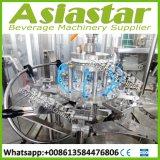 Lavado SUS304 PLC el control del embotellado del agua de llenado y sellado de la máquina Equipo