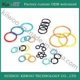 Faixa personalizada do anel-O da borracha de silicone do produto comestível