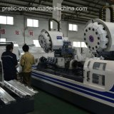 Centro-Pza que trabaja a máquina que muele del aluminio del perfil del CNC