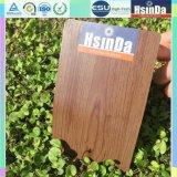 Покрытие порошка передачи тепла зерна 3D Epoxy полиэфира Hsinda деревянное