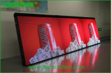 Stadio di alta risoluzione P6 che fa pubblicità alla bandiera del LED