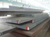 Placa de acero de la tubería de la plataforma petrolera