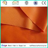 Ткань тента Оксфорд 600d Coated тканья полиуретана водоустойчивая при защищенное UV
