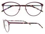 Acetato de encargo Eyewear de la lente de China de los vidrios redondos al por mayor del marco