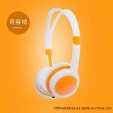 Écouteur d'écouteur pour confortable de gosses conçu