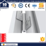 Doppi portelli della cerniera dei portelli residenziali di alluminio con il formato standard del portello