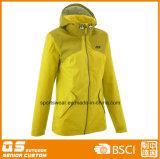 여자의 다채로운 형식 방수 스키 재킷