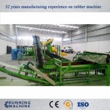 1200mm Whole Tyre Waste Tyre Recycling Plant