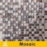 mozaïek van het Kristal van de Mengeling van 8mm het Marmeren voor Reeks van de Mengeling van de Decoratie van de Muur de Marmeren (Marmeren Mengeling 01/02/03/04/05)