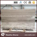 Marmo di legno della vena della quercia bianca con le mattonelle di pavimento