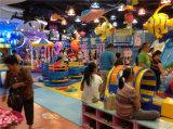 Innenmarkt-Spielplatz Euqipment lustige Spiele