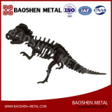 Qualität-Laser-Ausschnitt-Dinosaurier-Skulptur-Metalltisch-Büro/Geschenk/Hauptdekorationen verweisen von der Fabrik