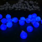 Электрическая лампочка DMX512 E27 RGB СИД