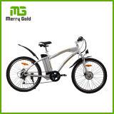 "Bicicleta eléctrica 36V 250W de Duaration 26 "" del modelo nuevo largo del neumático *1.75"