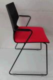 수여하는 En16139 표준 Reddot 금속 회의 사용 사무실 의자를 겹쳐 쌓이기