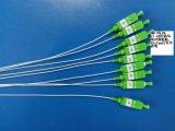divisor óptico del PLC de fibra de 1X 8 Sc/LC/St/FC