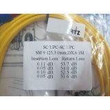 Kabel van de Datum van de Printer van de flora lj-320p de Vezeloptische