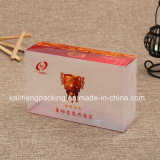 플라스틱 애완 동물 선물 상자 또는 장난감 상자를 인쇄하는 애완 동물 명확한 접히는 상자 /Plastic