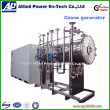 水および不用なガスの処置のための産業発電機オゾン