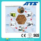 Boulette en bois de biomasse de sciure de vente chaude faisant le matériel