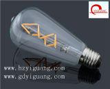 Estilo novo bulbo pintado E27 E14 do diodo emissor de luz 2017 com UL do Ce