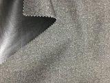 L'extension a balayé le tissu balayé par Spandex de polyester de tissu avec TPU noir 3k