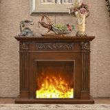 簡単なヨーロッパ人LEDはつける暖房の電気暖炉(321)を